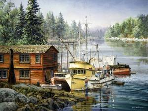 Spruced and Spry by Nicky Boehme