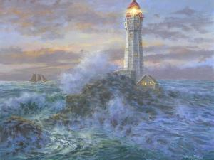 Stormy Weather by Nicky Boehme