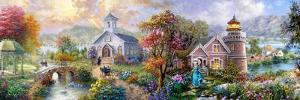 Sunday Morning in Spring by Nicky Boehme