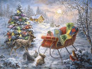 Tis' the Night before Xmas by Nicky Boehme