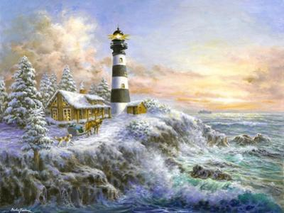 Winter Majesty by Nicky Boehme