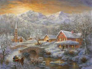 Winter Merriment by Nicky Boehme