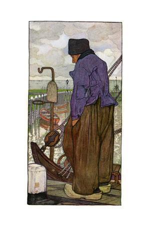 A Dutch Boatman, 1898