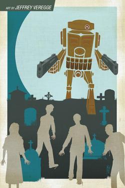 Zombies vs. Robots: No. 10 - Bonus Material by Nico Pena