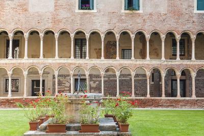 Romanesque Cloister