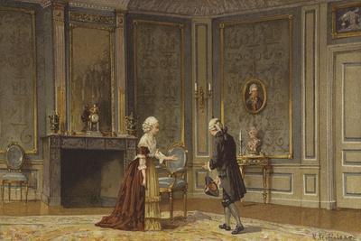 Dutch Interior, C1792