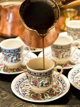 Arabic Coffee, Dubai, United Arab Emirates, Middle East by Nico Tondini