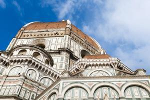 Dome of Brunelleschi, Cathedral, UNESCO, Firenze, Tuscany, Italy by Nico Tondini