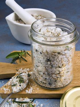 Herb and Spiced Salt by Nico Tondini