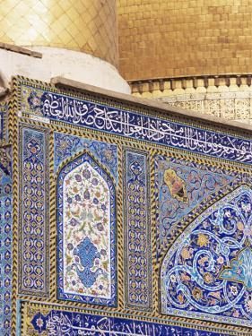 Kadoumia Mosque, Baghdad, Iraq, Middle East by Nico Tondini