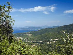 Marciana Marina and Procchio, Isola D'Elba, Elba, Tuscany, Italy by Nico Tondini