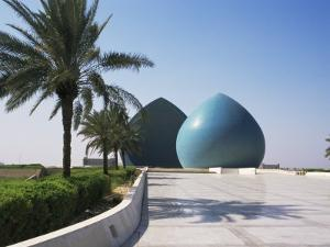 Martyrs Monument, Baghdad, Iraq, Middle East by Nico Tondini