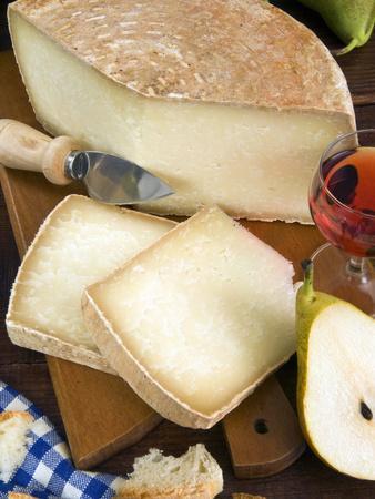 Pecorino Cheese, Tuscany, Italy