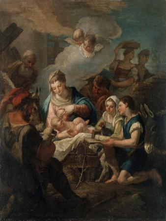 The Adoration of the Christ Child, 18th Century