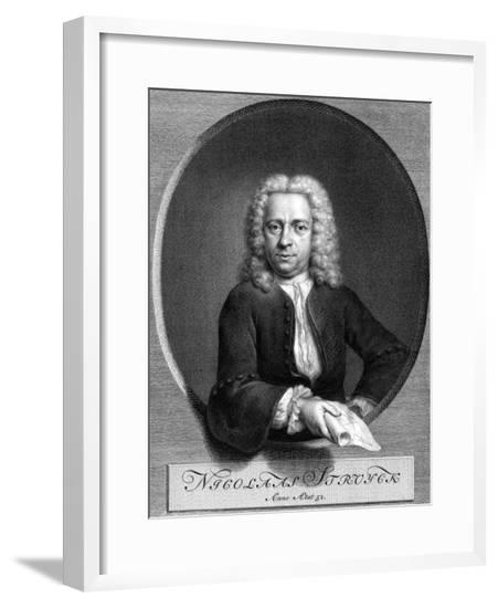 Nicolaas Struyck-JM Quinkhart-Framed Giclee Print