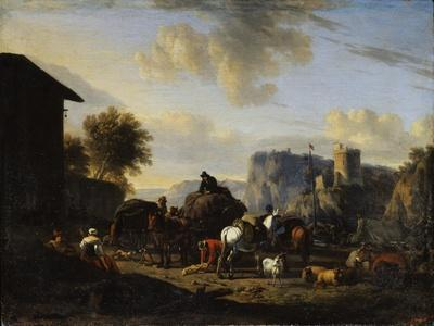 The Rest of the Convoy, 17th Century