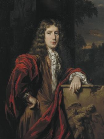Colonel Charles Campbell, C1654-1693 by Nicolaes Maes