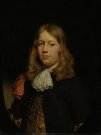 Portrait of a Young Man by Nicolaes Maes