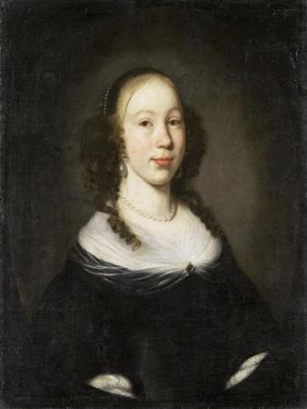 Portrait of a Young Woman by Nicolaes Maes