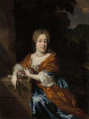Portrait of Petronella Dunois by Nicolaes Maes