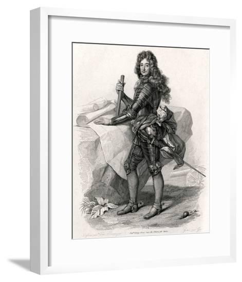 Nicolas de Catinat--Framed Giclee Print