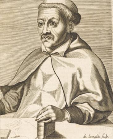 Robert Gaguin French Historian by Nicolas de Larmessin
