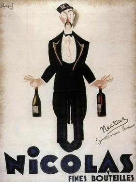 Nicolas Fines Bouteilles