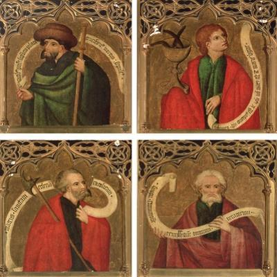 Ss. James, John, Matthew and Simon, 1468