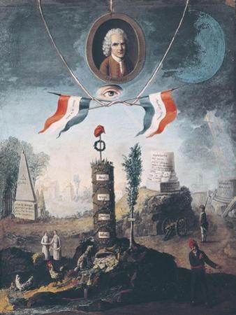 Allegory of the Revolution