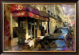 Au 35 Restaurant, France by Nicolas Hugo