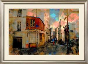 Au Petit Moulin, Paris, France by Nicolas Hugo