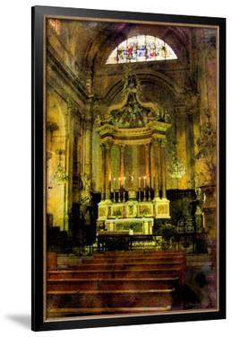 Church in Aix-En Provence, France by Nicolas Hugo
