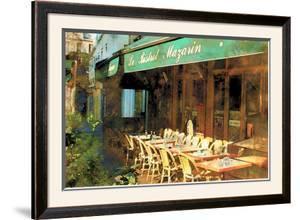 La Bistrot Mazarin, Paris, France by Nicolas Hugo
