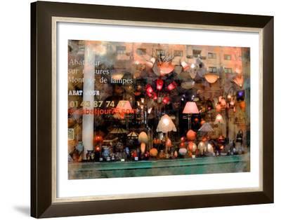 Lamp Store, Paris, France