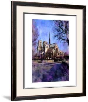 Notre-Dame, Paris, France by Nicolas Hugo