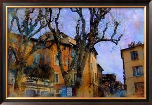 Old Poplars, France by Nicolas Hugo