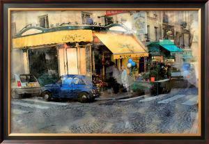 Petite Fleur, Paris, France by Nicolas Hugo