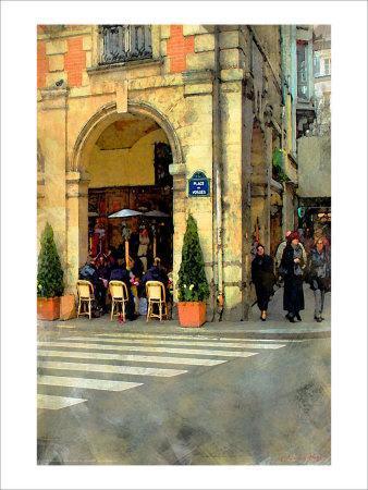 Place de Vosges, Paris, France