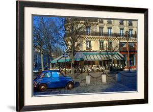 Place Saint-German, Paris, France by Nicolas Hugo