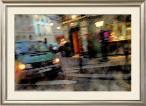 Sharp Turn Corner, France by Nicolas Hugo