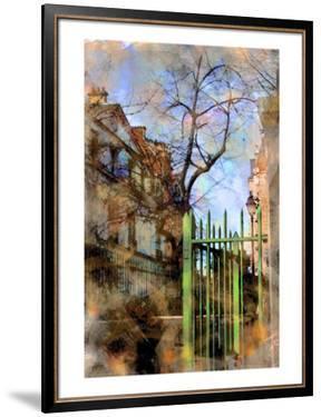 Winter Tree, Paris, France by Nicolas Hugo