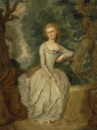 Portrait of Lady, 1780