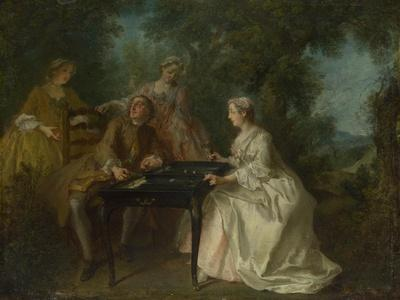 The Four Times of Day: Afternoon, C. 1740