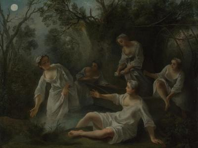 The Four Times of Day: Evening, C. 1740