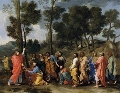 Ordination, C.1637-40 by Nicolas Poussin