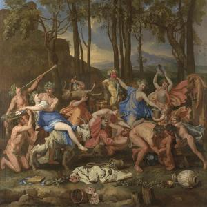 The Triumph of Pan, 1636 by Nicolas Poussin