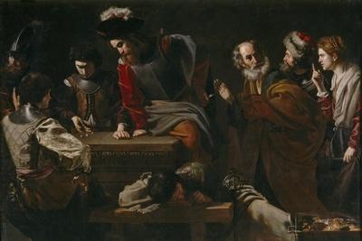 The Denial of Saint Peter, Ca 1625