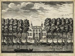 Views of Amsterdam II by Nicolaus Visher