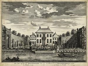 Views of Amsterdam V by Nicolaus Visher