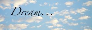 Dream Clouds Plaque by Nicole Katano